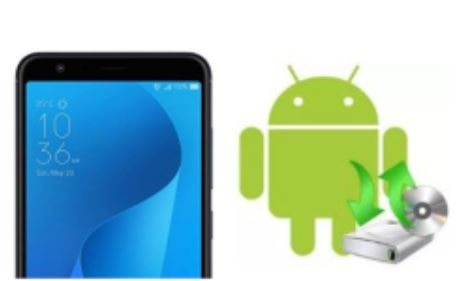 Steps to Backup Android Device Data
