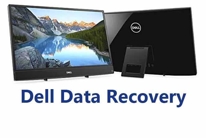Recover Deleted Data From Dell Inspiron, XPS, Latitude & Alienware PC