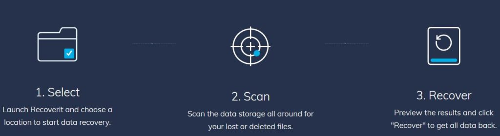 Recover Lost and Deleted Data on Windows PC