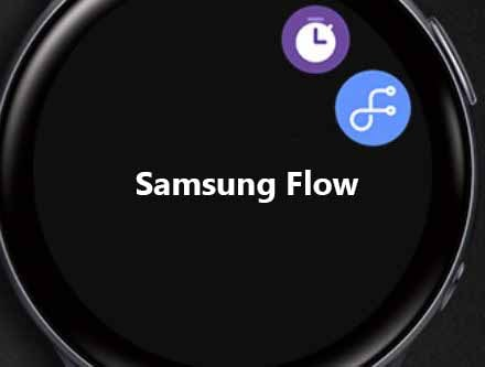 Install Samsung Flow on Watch